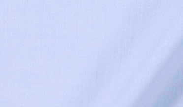 Fabric swatch of Miles 120s Light Blue Broadcloth Fabric