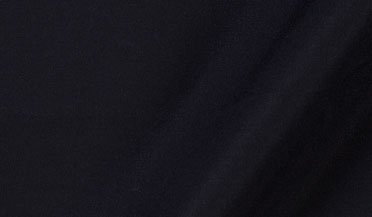 Fabric swatch of Miles 120s Black Broadcloth Fabric