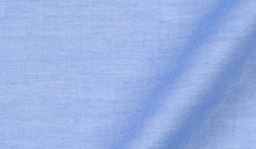 Fabric swatch of Weston Blue Pinpoint Fabric
