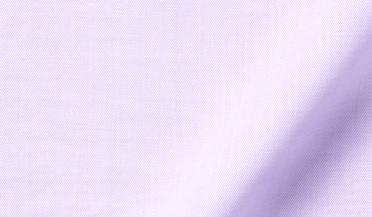 Fabric swatch of Non-Iron Lavender Fine Twill Fabric