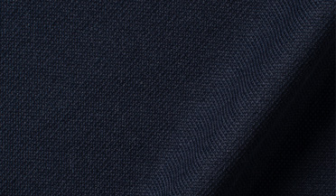 Fabric swatch of Japanese Navy Performance Knit Pique Fabric