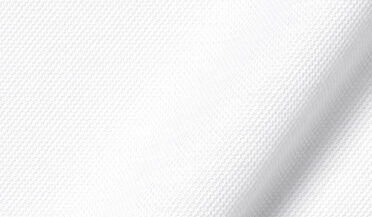 Fabric swatch of Canclini White Knit Pique Fabric