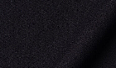 Fabric swatch of Japanese Navy Stretch Chamois Fabric