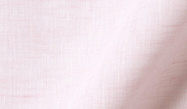 Baird McNutt Pink Irish Linen Fabric Sample