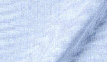 Fabric swatch of Canclini Light Blue Recycled Cotton Chambray Fabric