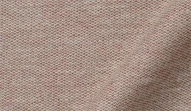 Fabric swatch of Wythe Beige Birdseye Flannel Fabric