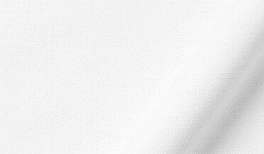 Fabric swatch of Japanese White Nep Yarn Oxford Fabric