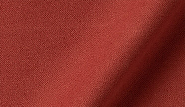 Fabric swatch of Japanese Chili Stretch Chamois Fabric