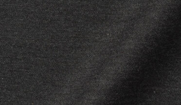 Charcoal Melange Flannel Fabric Sample