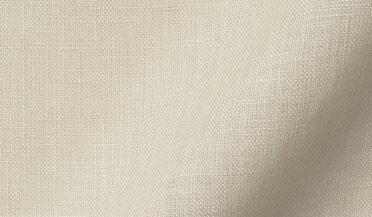 Fabric swatch of Baird McNutt Beige Irish Linen Fabric