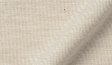 Japanese Beige Melange Pincord Fabric Sample