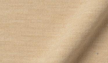 Japanese Camel Melange Pincord Fabric Sample