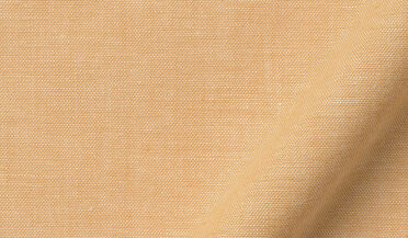 Fabric swatch of Portuguese Gold Brushed Chambray Fabric